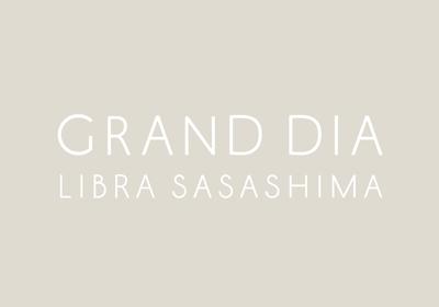 LIBRA SASASHIMA GRAND DIA